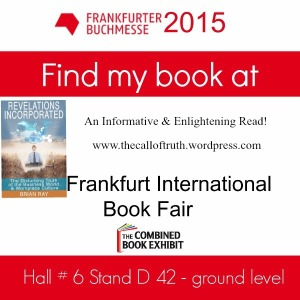 Frankfurt Book Fair Flyer
